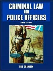 Criminal Law for Police Officers