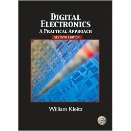 digital electronics a practical approach by william kleitz rh goodreads com Basic Electronics Manual Sony Electronics Manuals