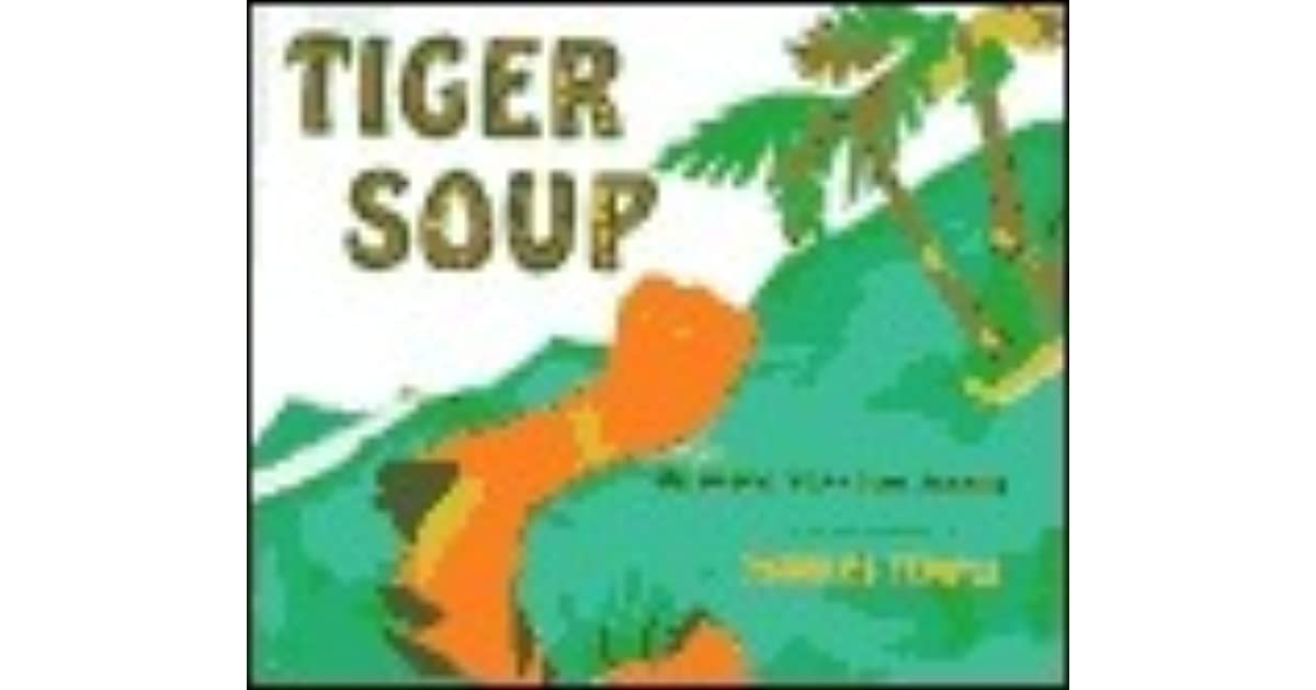 Tiger soup an anansi story from jamaica by frances temple fandeluxe Images