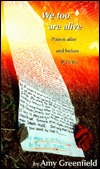 We Too Are Alive: Poems After And Before 9/11/01
