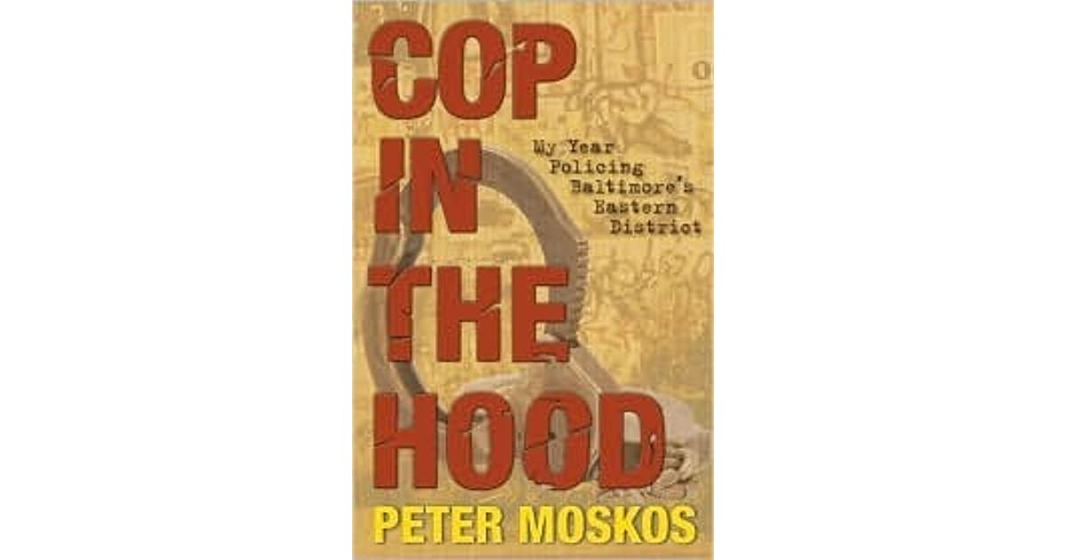 cop in the hood sparknotes