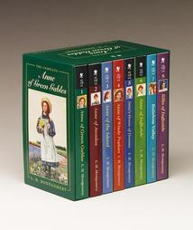 The Complete Anne of Green Gables Boxed Set