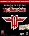 Return To Castle Wolfenstein- Prima's Official Strategy Guide by Damien Waples