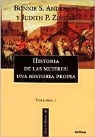 Historia de Las Mujeres: Una Historia Propia I