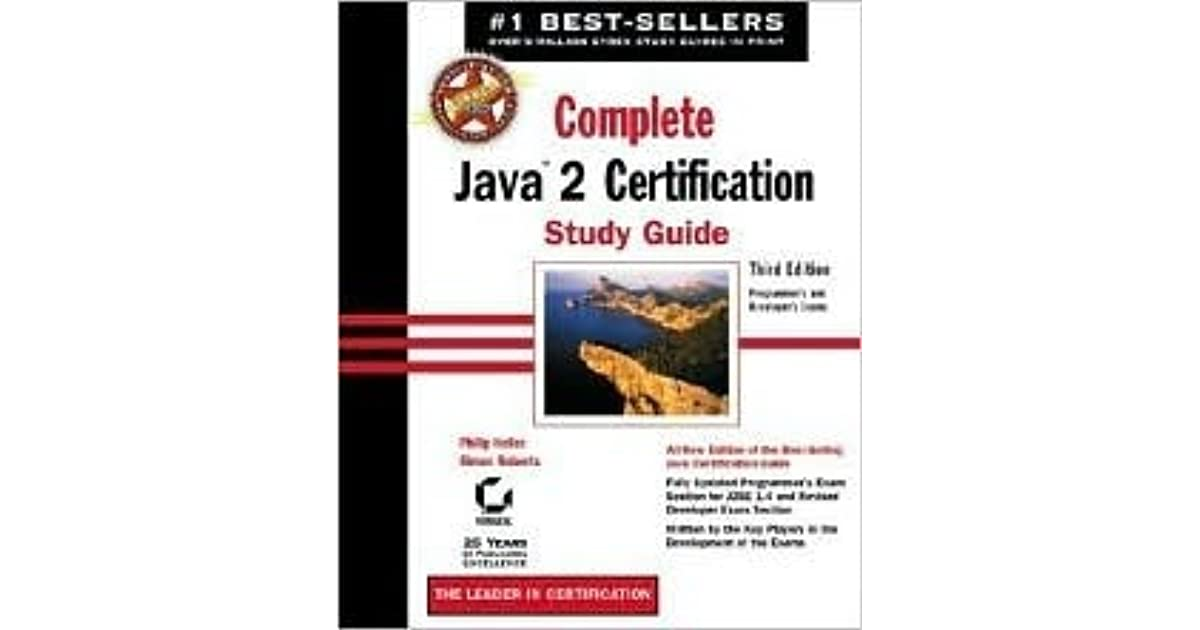 Complete Java 2 Certification Study Guide PDF Book Review