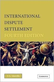 International Dispute Settlement (4th edition)