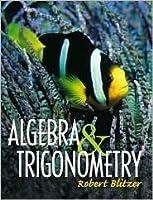 Algebra and Trigonometry by Robert Blitzer