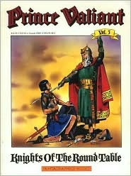 Prince Valiant, Vol. 3: Knights of the Round Table