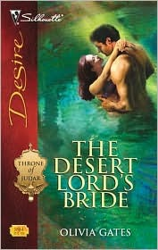 The Desert Lord's Bride (Throne of Judar, #2)