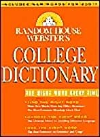 Random House Webster's College Dictionary