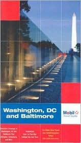 Mobil Travel Guide: Washington DC and Baltimore, 2004