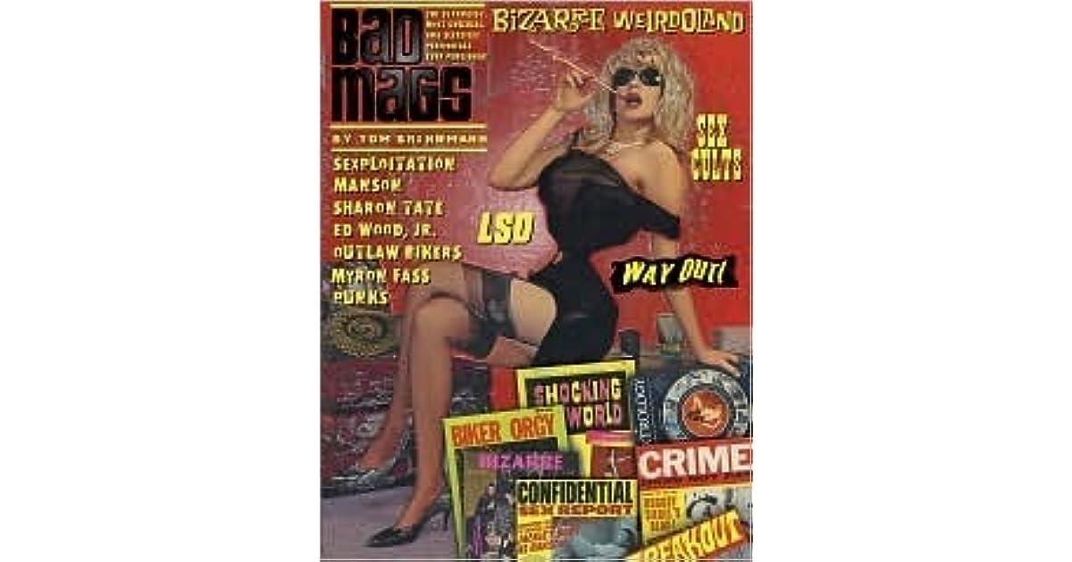 Biker orgy magazine vagina