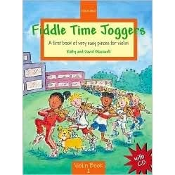 Fiddle Time Joggers Violin Book 1