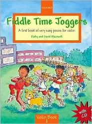 CD A second book of easy pieces for violin Fiddle Time Runners