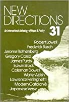 New Directions 31: An International Anthology of Prose and Poetry