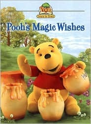 Book of Pooh: Pooh's Magic Wishes: Read Along Storybook by