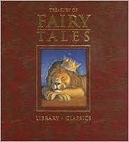 Treasury of Fairy Tales: Library Classics
