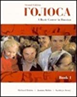 Golosa: A Basic Course in Russian, Book I