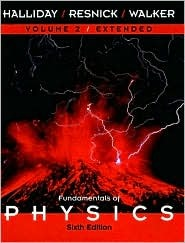 Extended, fundamentals of physics, 6th edition (9780471332367.