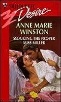 Seducing The Proper Miss Miller (Desire , No 1155)