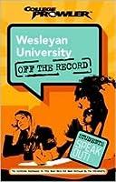 Wesleyan University: Off the Record