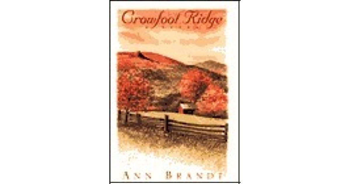 Crowfoot Ridge Information