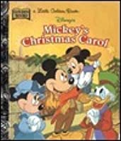 walt disneys mickeys christmas carol little golden - Mickeys A Christmas Carol