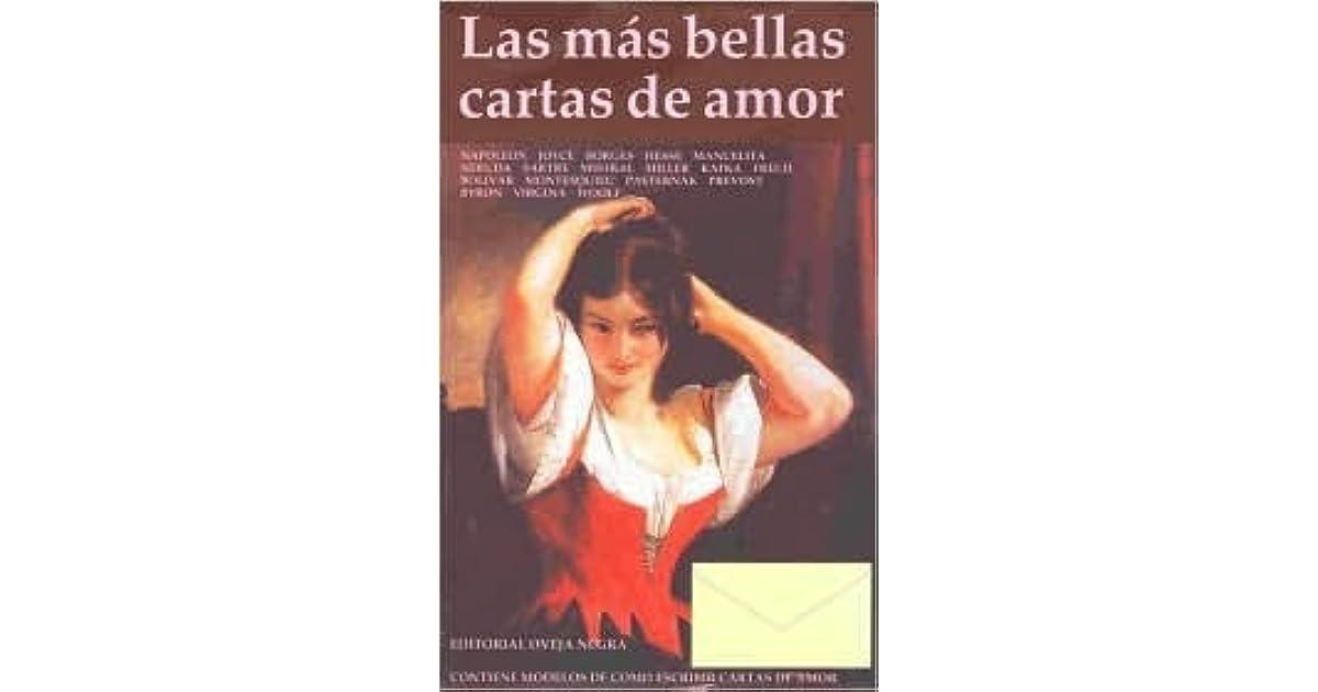 Las Mas Bellas Cartas De Amor By Various
