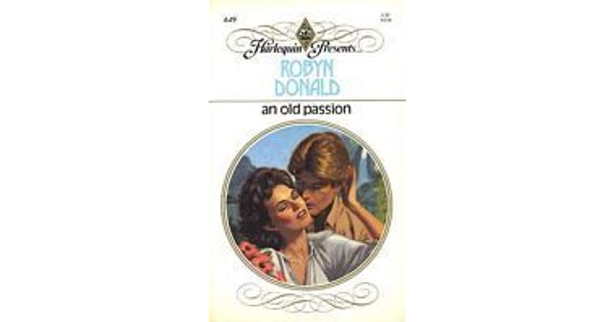 An Old Passion by Robyn Donald