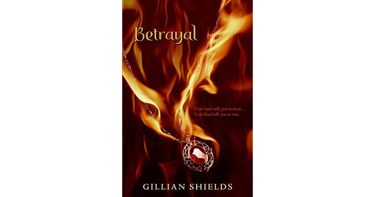 Betrayal Immortal 2 By Gillian Shields