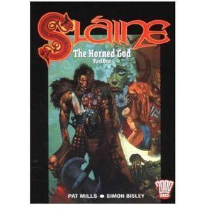 Slaine: The Horned God: v. 1
