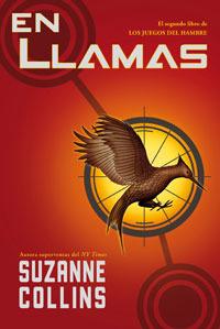 En llamas by Suzanne Collins