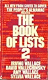 The People's Almanac Presents The Book of Lists #2