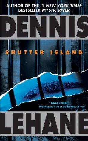 The book cover for Shutter Island