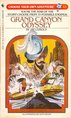 Grand Canyon Odyssey (Choose Your Own Adventure, #43)