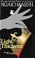 Light Thickens (Inspector Alleyn #32)