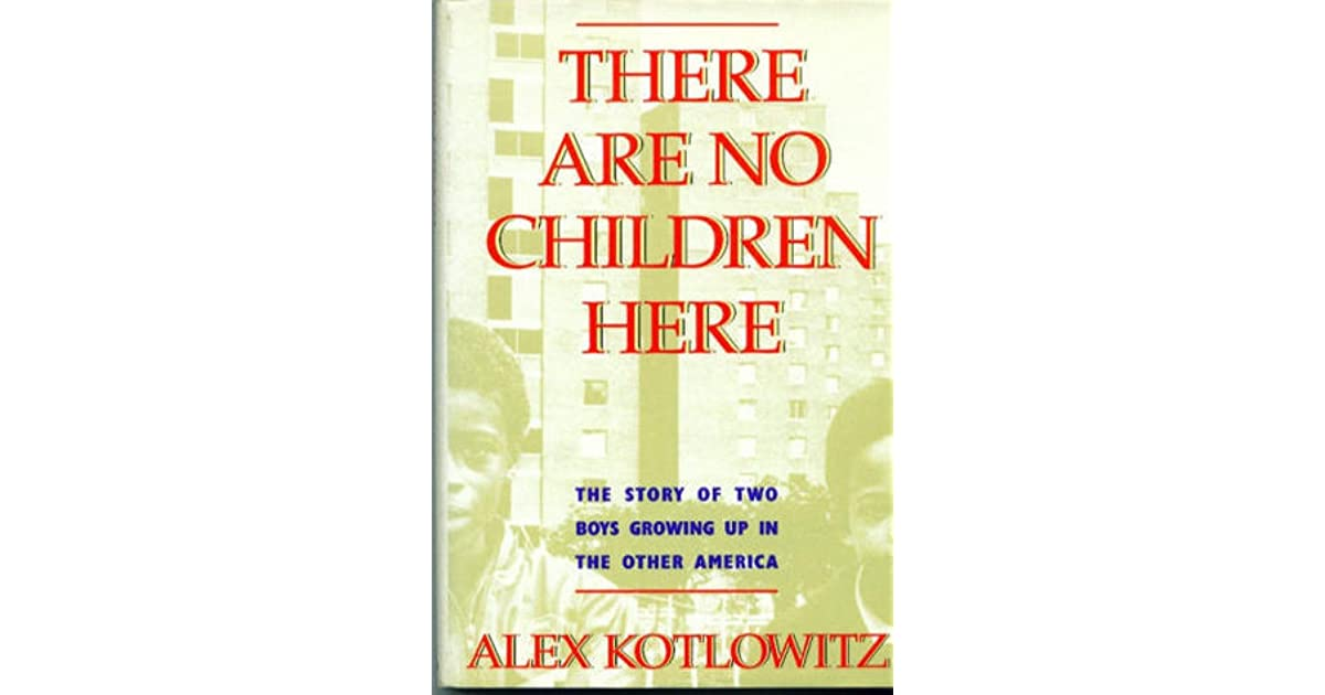 an introduction to the life of alex kotlowitz Alex kotlowitz joins the ranks of the important few writers on the subiect of urban poverty-- chicago tribune kotlowitz has achieved a triumph of empathy as well as a significant feat of reporting-.