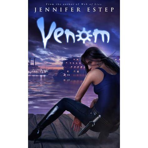 73a5e56fb Venom (Elemental Assassin, #3) by Jennifer Estep
