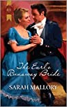 The Earl's Runaway Bride by Sarah Mallory