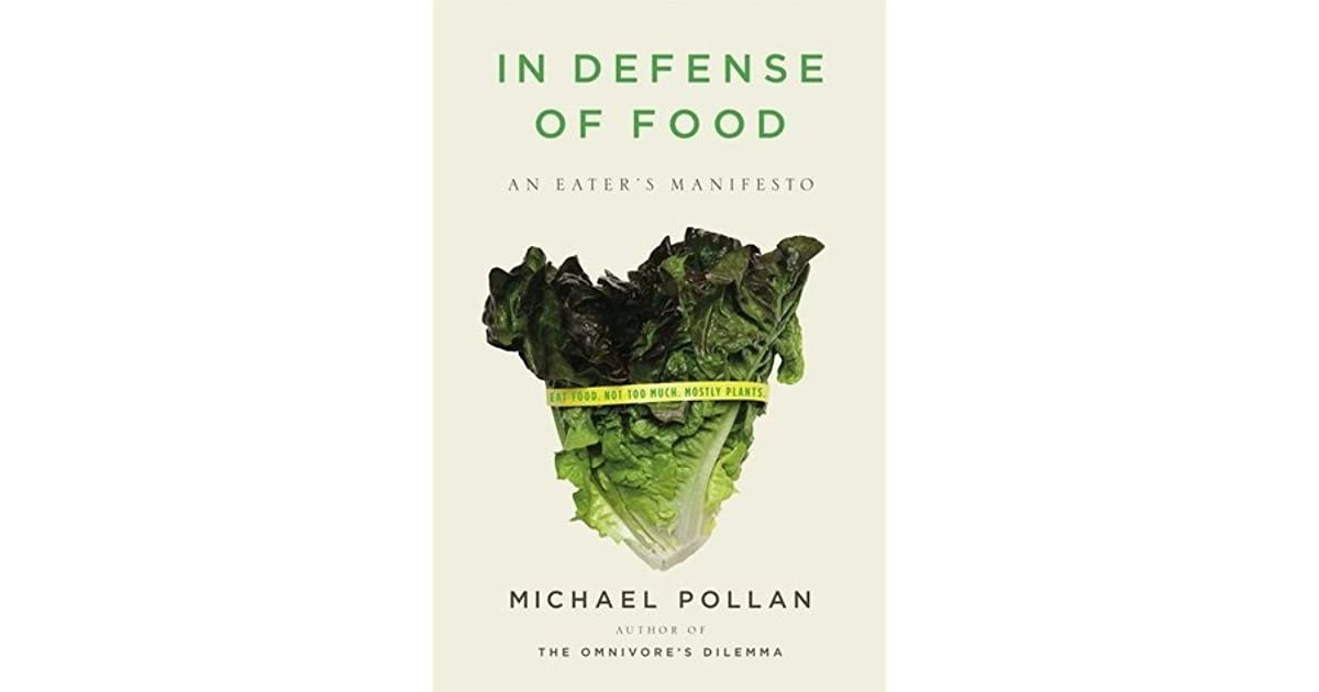 in defense of food essay Research paper writing process ppt dissertation defense food dissertation progress report yale dissertation franais convaincre et persuader.