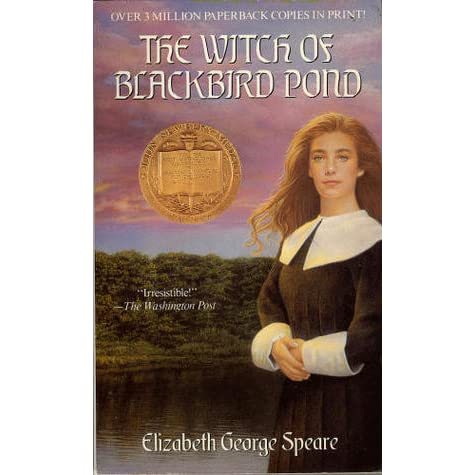 a book review of elizabeth george speares the witch of blackbird pond This is a great one to teach - mrs frisby and the rats of nimh by robert c o'brien novel study.