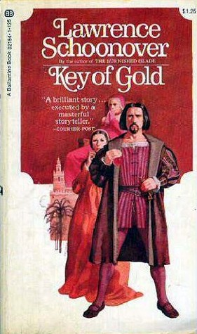Key Of Gold By Lawrence Schoonover