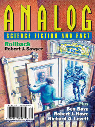 Analog Science Fiction and Fact, 2006 October