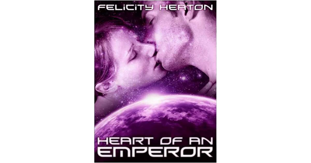 Heart of an Emperor (Daughters of Lyra Science Fiction Romance Series Book 1)