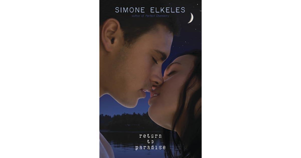 Leaving Paradise Simone Elkeles Epub