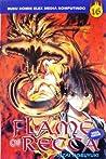 Flame Of Recca Vol. 16 by Nobuyuki Anzai