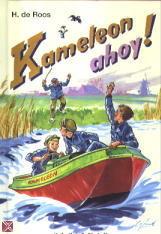 Kameleon, Ahoy (De Kameleon, #2)