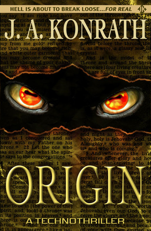 Origin by J A  Konrath