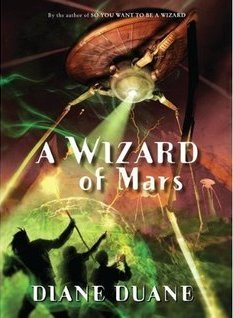 A Wizard of Mars (Young Wizards #9)