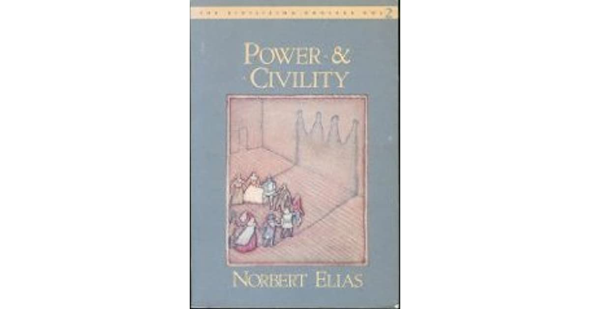 the civilizing process by norbert elias Workshop on norbert elias professor emeritus stephen mennell 2 norbert elias, 1897–1990  (the civilizing process) until 1978–82 • really sense of civilisation as a thin and fragile veneer • his mother died in auschwitz 8 who was norbert elias • lse, internment etc.